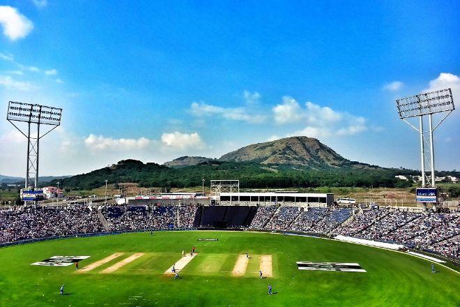MCA Cricket Stadium, Pune, India