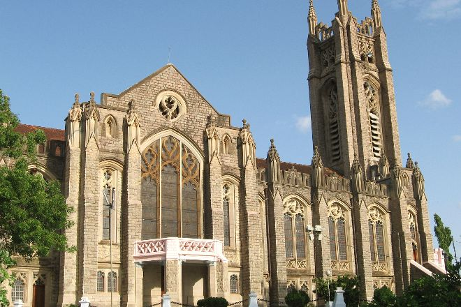 Medak Cathedral, Medak, India