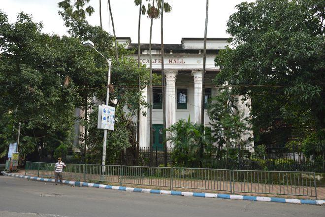 Metcalfe Hall, Kolkata (Calcutta), India
