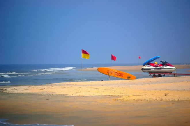 Mobor Beach, Salcette, India