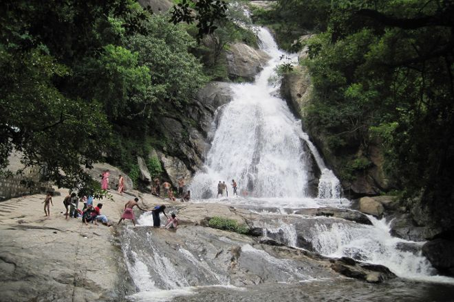 Monkey Falls, Coimbatore, India