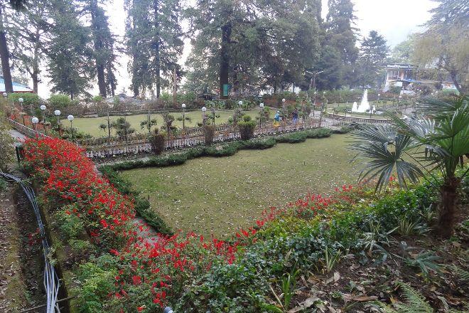 Municipal Garden, Mussoorie, India