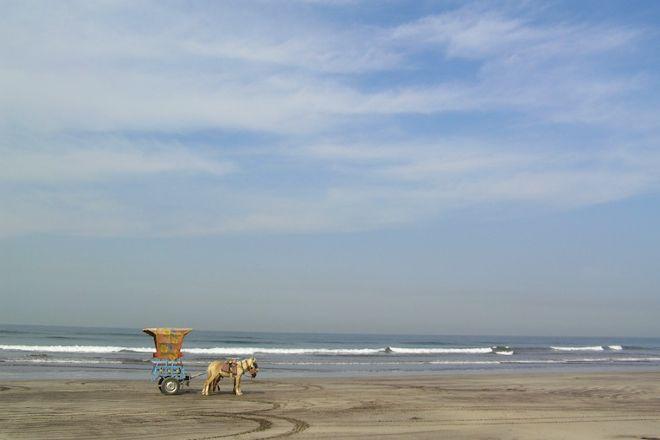 Murud Beach, Dapoli, India