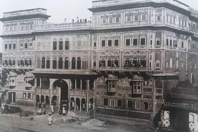 Museum of Legacies, Jaipur, India