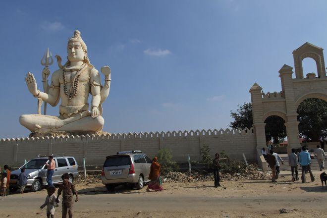 Nageshwar Shiva Temple, Dwarka, India