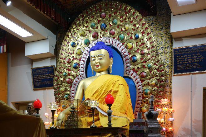 Namgyal Monastery, Dharamsala, India