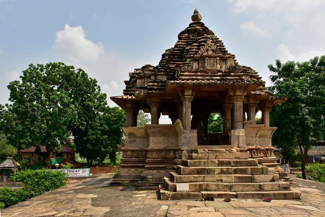 Nandi Temple, Khajuraho, India