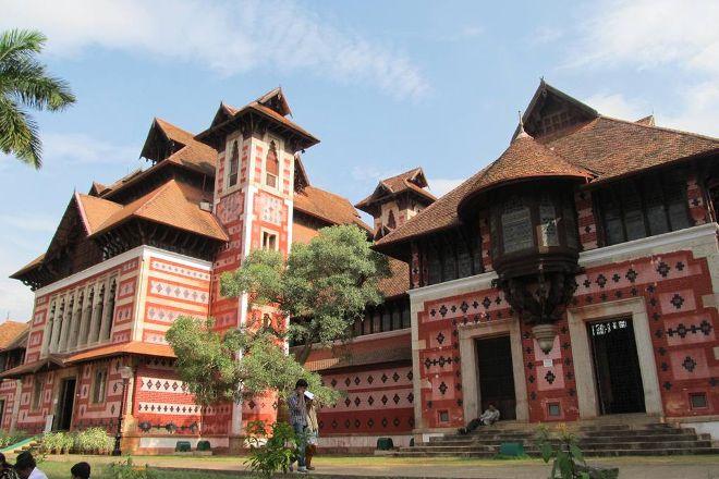 Napier Museum, Thiruvananthapuram (Trivandrum), India