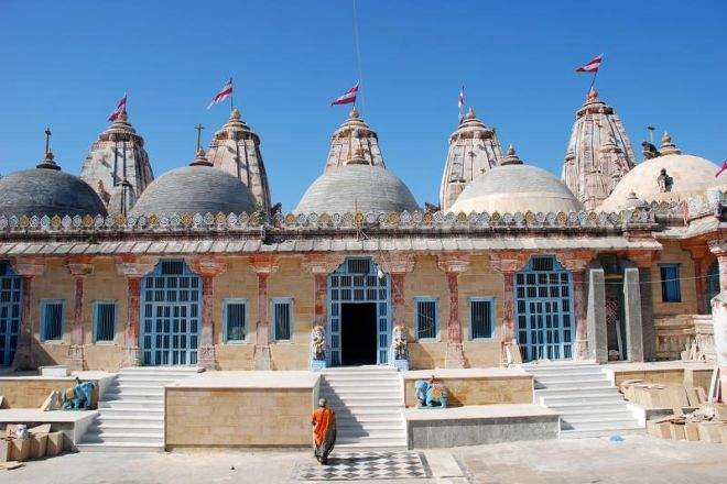 Narayan Sarovar, Bhuj, India