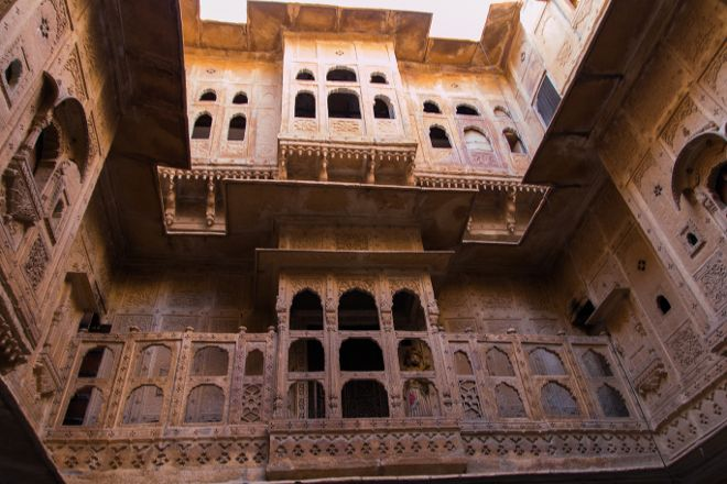 Nathmal Ji Ki Haveli, Jaisalmer, India