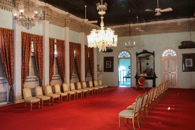 Naulakha Palace, Madhubani, India