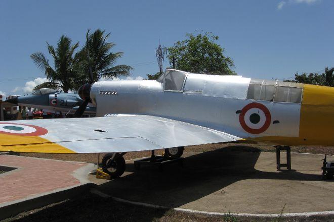 Naval Aviation Museum, Mormugao, India