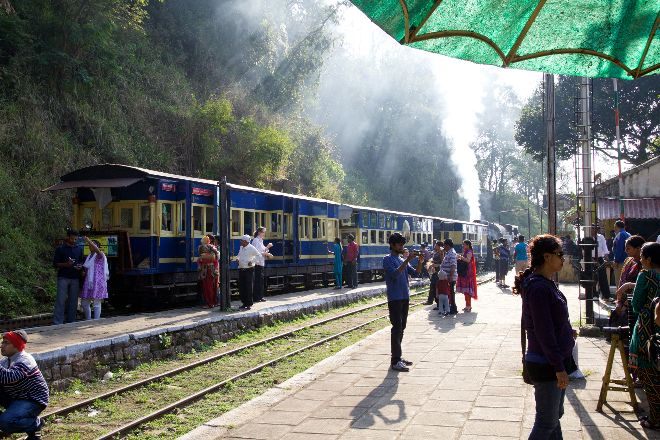 Nilgiri Mountain Railway, Ooty (Udhagamandalam), India