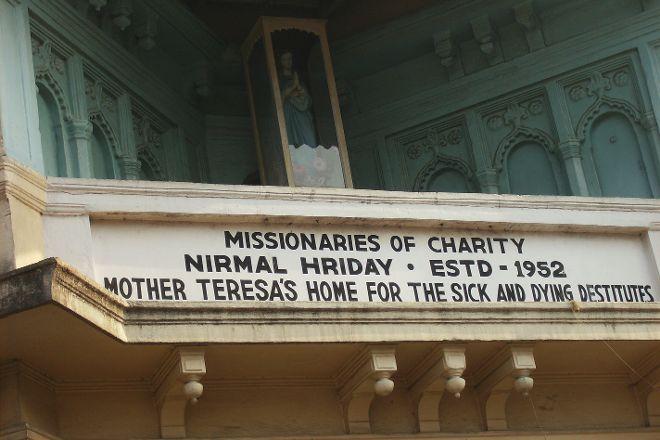 Nirmal Hirday (Pure Heart), Kolkata (Calcutta), India