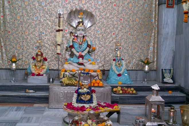 Omkareshwar Mandir, Jalgaon, India
