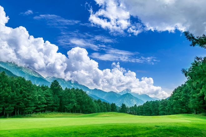 Pahalgam Golf Course, Pahalgam, India