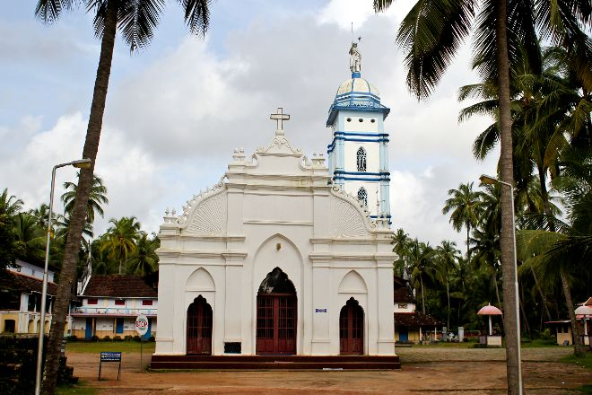 Palayur Church, Guruvayur, India
