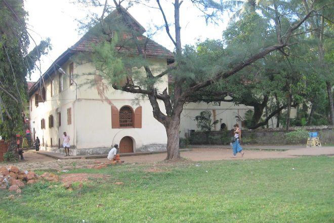Paliam Dutch Palace, North Paravur, India