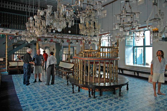 Paradesi Synagogue, Kochi (Cochin), India