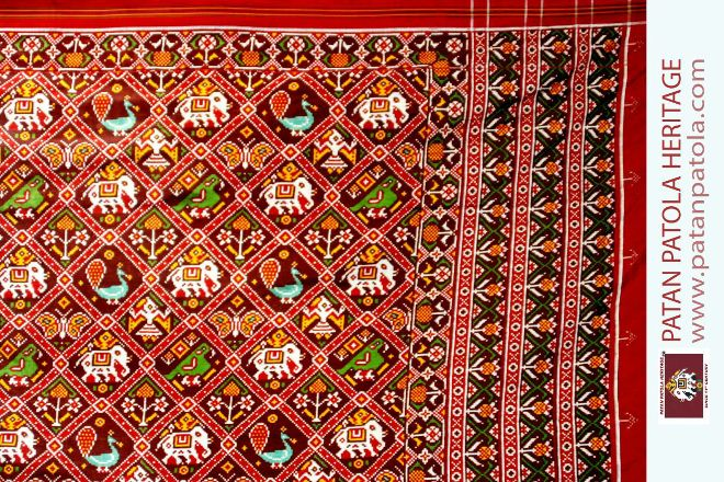 Patan Patola Heritage, Patan, India