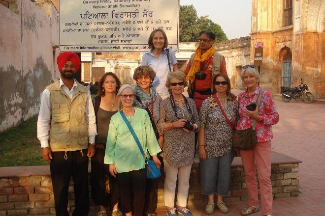 Patiala Heritage Walk, Patiala, India
