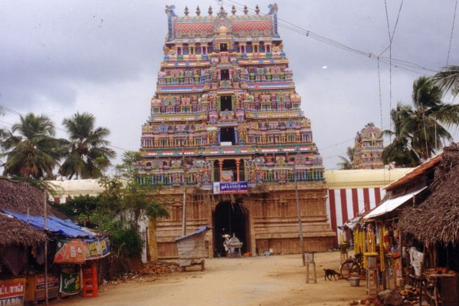 Patteeswaram Temple, Kumbakonam, India