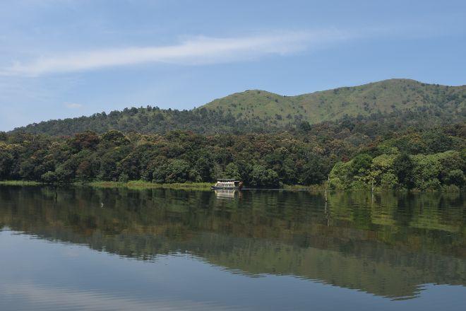 Periyar Lake, Thekkady, India