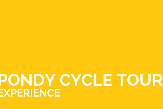 Pondy Cycle Tour, Pondicherry, India