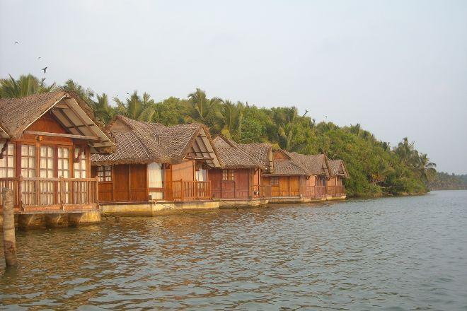 Poovar Island, Thiruvananthapuram (Trivandrum), India