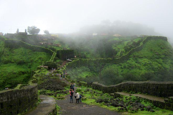 Pratapgarh Fort, Mahabaleshwar, India