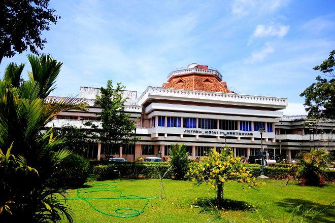 Priyadarshini Planetarium, Thiruvananthapuram (Trivandrum), India