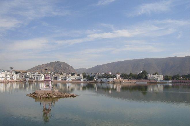 Pushkar Lake, Pushkar, India