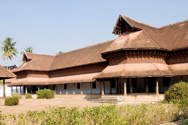 Puthenmalika (Kuthiramalika) Palace, Thiruvananthapuram (Trivandrum), India