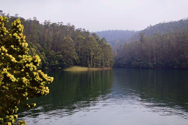 Pykara Water Falls, Ooty (Udhagamandalam), India