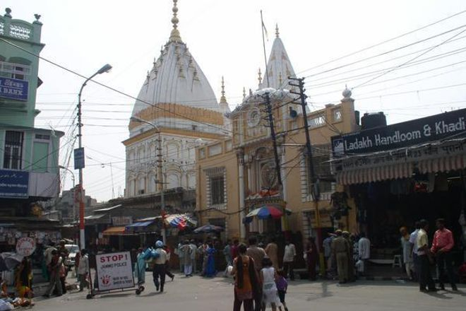 Raghunath Temple, Jammu City, India