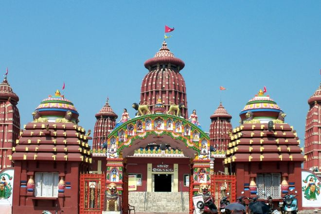Shree Ram Mandir, Bhubaneswar, India