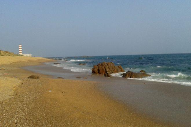 Rama Krishna Beach, Visakhapatnam, India
