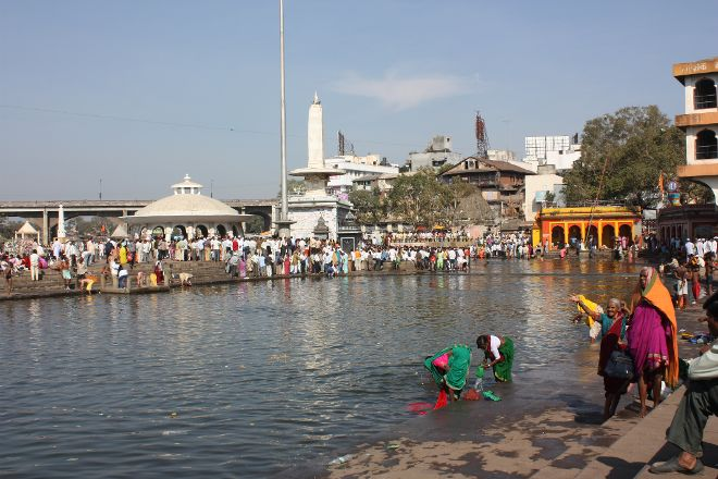 Ramkund, Nashik, India