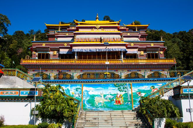 Ranka Monastery, Gangtok, India