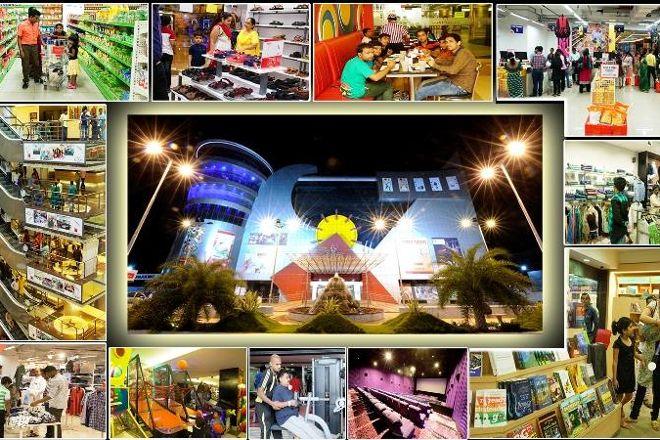 RK Mall, Raipur, India