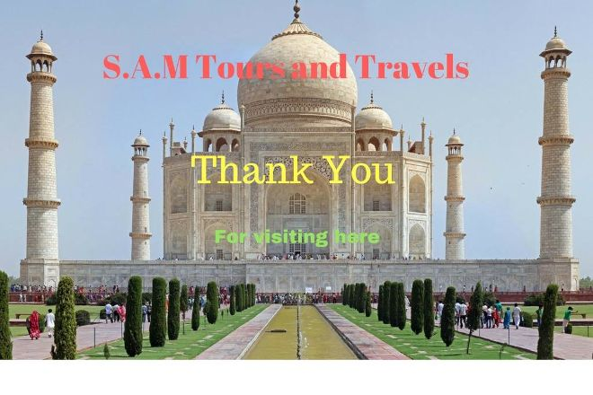 S.A.M Tours And Travels, Agra, India