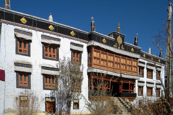 Sankar Monastery, Leh, India