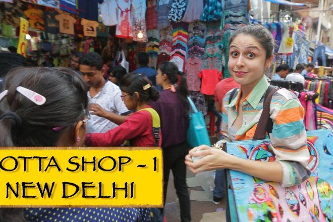 Sarojini Nagar Market, New Delhi, India
