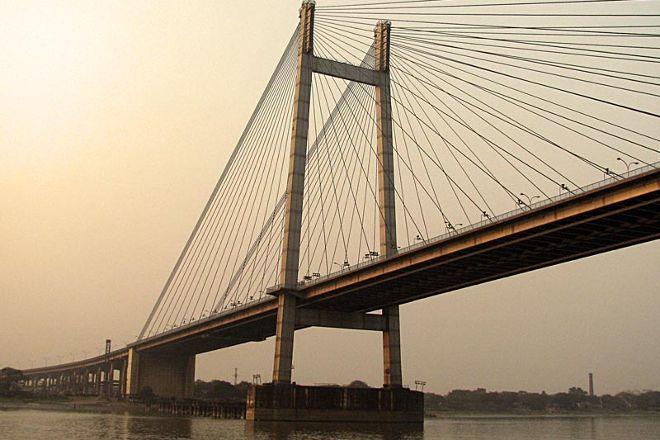 Second Hooghly Bridge, Howrah, India