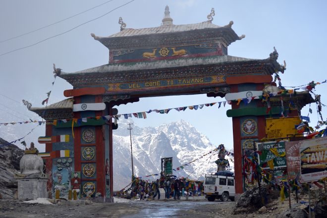 Sela Pass, Tawang, India