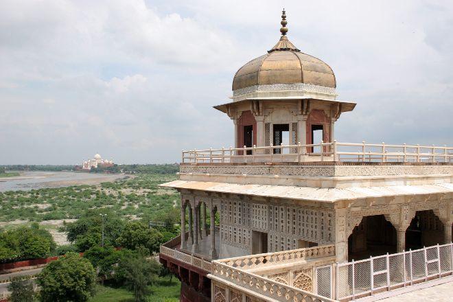 Shah Burj, Agra, India