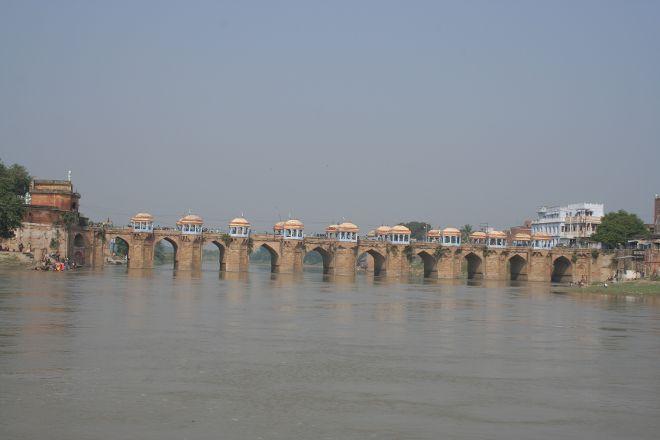 Shahi Bridge, Jaunpur, India