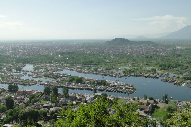 Shankaracharya Hill, Srinagar, India