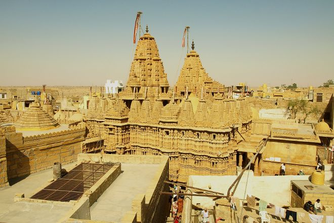 Shantinath Temple, Jaisalmer, India