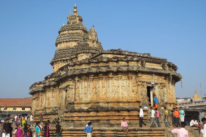 Sharada Temple, Chikmagalur, India